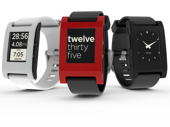 Pebble smartwatch gets FCC approval, is closer to shipping