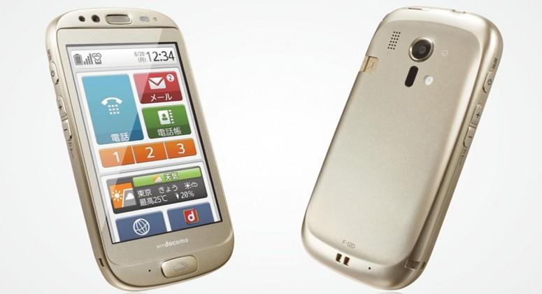 Fujitsu to bring its senior citizen-optimized Raku Raku smartphone to the US, Europe