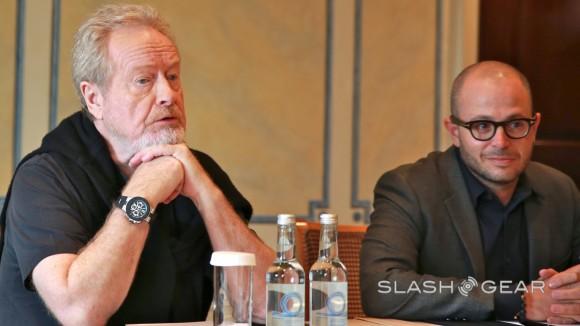 Prometheus 2 won't be written by Damon Lindelof
