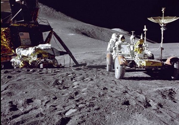 Looking back at NASA's lunar rovers 40 years later