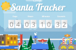 Google launches Santa Tracker extension for Chrome