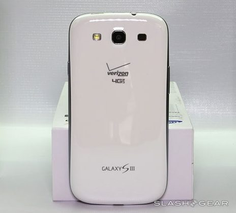 Verizon Galaxy S III Jelly Bean update official
