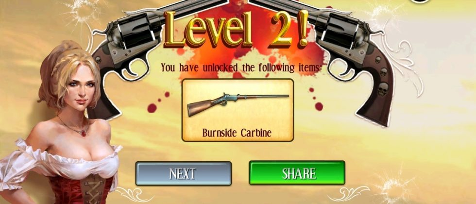 Gameloft's Six Guns Multi-player Old West Shooter Review