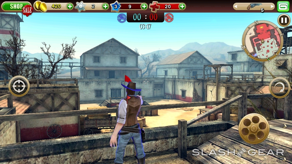 Six-guns 2. 9. 6a download for pc free.