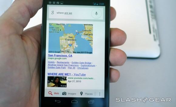 Google Now updates with new travel features, expanded voice search