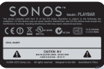 Sonos PLAYBAR hits FCC