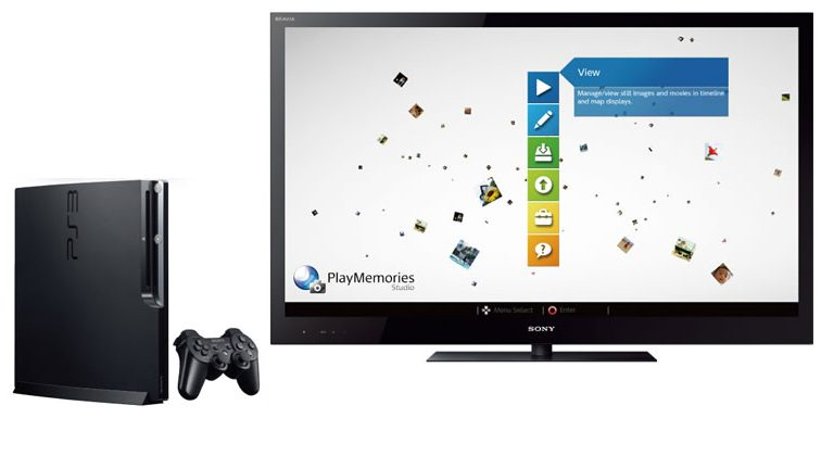 Sony PlayMemories Studio for PS3 gets 4K TV support - SlashGear