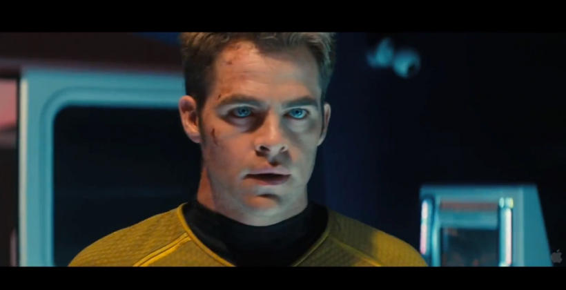 Star Trek Into Darkness teaser released!