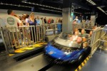 Chevy Test Track goes live at Disney World