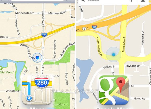 Set Google Maps as the default maps app on iOS with a few ... on google map art, google docs app, google app icon, google world app, google earth, gasbuddy app, google navigation app, traductor google app, weather app, google texting app, google circles app, google mapquest, google search app, craigslist app, evernote app, google calendar, google map turkey, google map from to, google books app,