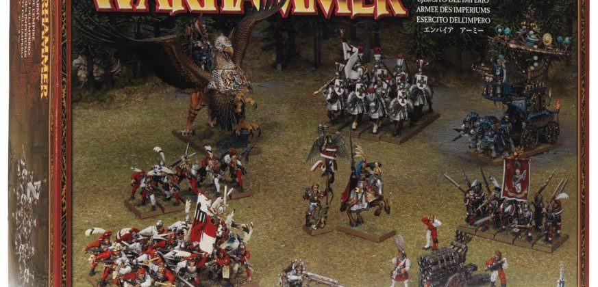 SEGA and Creative Assembly to work on Warhammer games