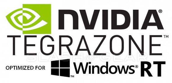 NVIDIA TegraZone hits Windows RT: beastly tablet gaming unveiled