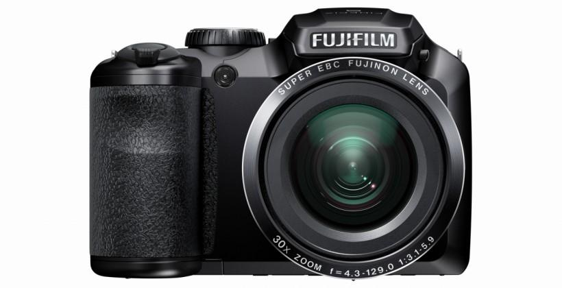 FinePix S6800 and S4800 lines announced, offer 1080i recording and long zoom