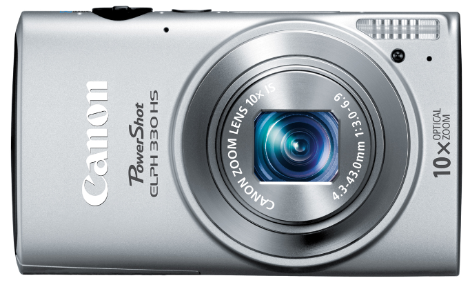 Canon unveils three PowerShot cameras, boasts wide-angle lenses and telephoto zoom