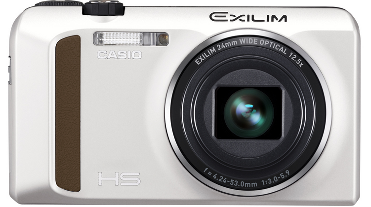 Casio announces the Exilim EX-ZR700 ultra-zoom and power-sipping EX-ZR400