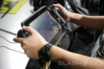 Razer Edge Pro Gaming System touts Synaptics ClearPad touch technology