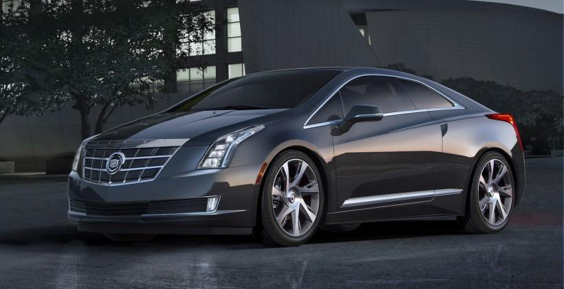 Cadillac ELR blends EV with luxury