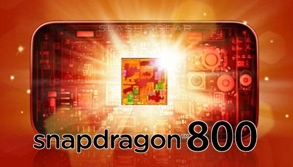 Qualcomm Snapdragon 800 and 600 quad-core mobile processors head off 2013