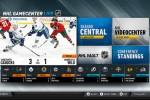 NHL GameCenter launches on Xbox Live