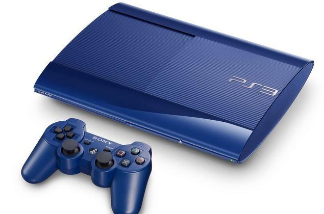 Azurite Blue, Garnet Red PS3s on the way to Japan, Europe