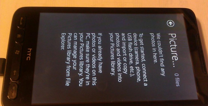 HTC HD2 Windows RT hack brings metro apps to WVGA