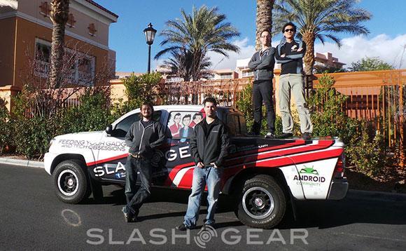 SlashGear Evening Wrap-Up: January 11, 2013