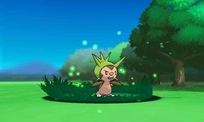 Chespin Screenshot 1