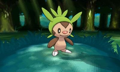 Chespin Screenshot 2