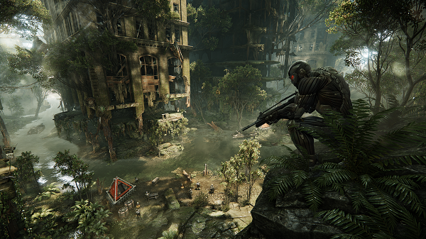 Crysis 3 multiplayer beta kicks off next week