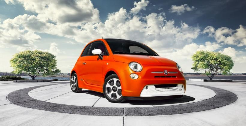 2013 Fiat 500e earns 108 MPGe rating from the EPA