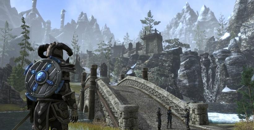 Elder Scrolls Online closed beta registration opens as new trailer drops