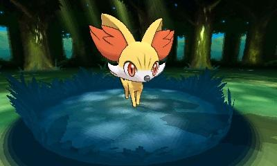 Fennekin Screenshot 1