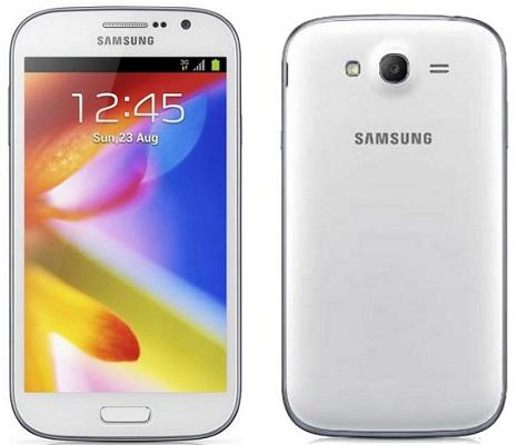 Samsung Galaxy Grand launches with dual SIM functionality
