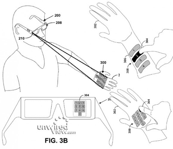 Google-Project-Glass-virtual-keyboard