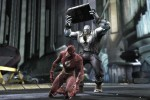 INJUSTICE: Gods Among Us gameplay trailer shows Mortal Kombat, DC style