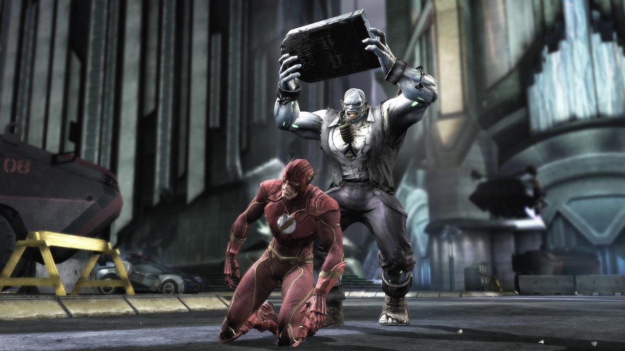 Mortal kombat flash games