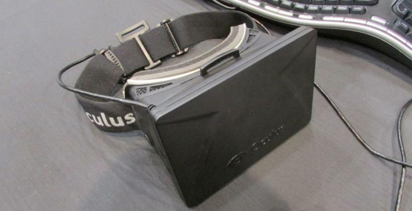 Oculus Rift completes Unreal, Unity integration, reveals new prototype