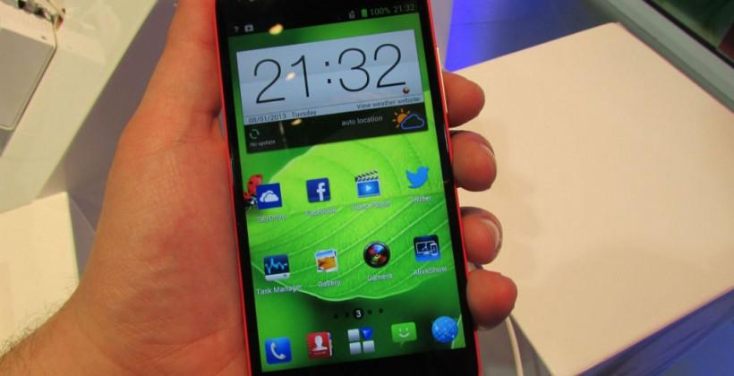 ZTE Grand S LTE hands-on
