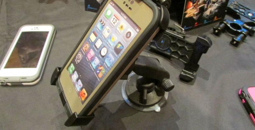 Lifeproof introduces Life Jacket, various mounts for iPhone 5 case
