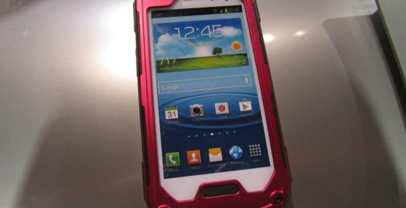 Pelican offers protection for Galaxy S III with two new cases