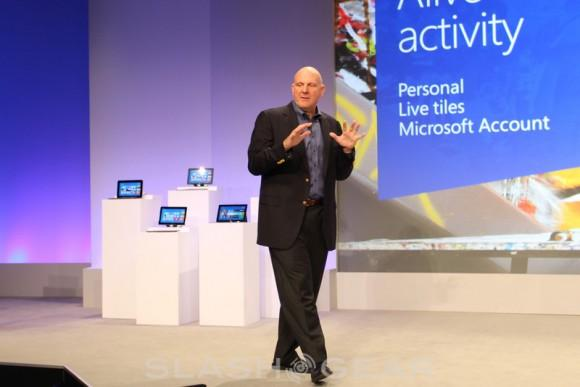 Ballmer not worried about competition from Google, downplays Dropbox