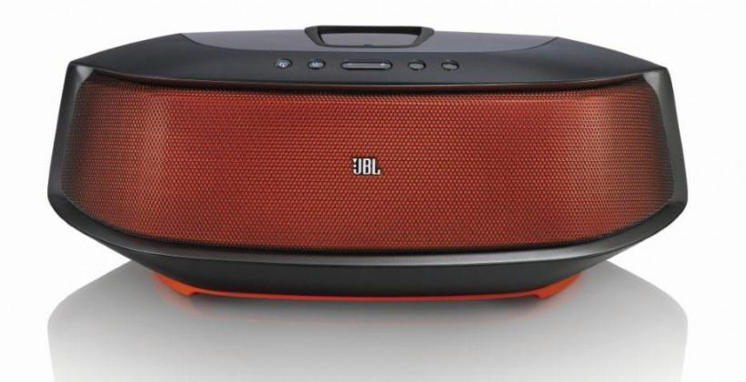 Harman unveiling new JBL speaker docks at CES 2013