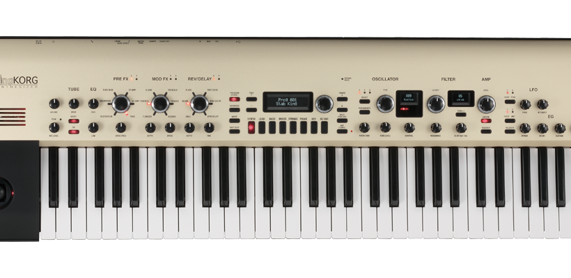 Korg USA announces two new synthesizers at Winter NAMM 2013