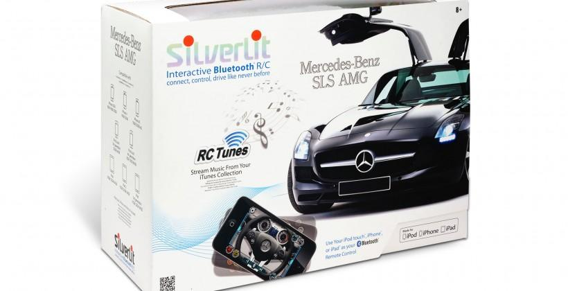 Silverlit to introduce Mercedes-Benz SLS AMG RC car at CES 2013