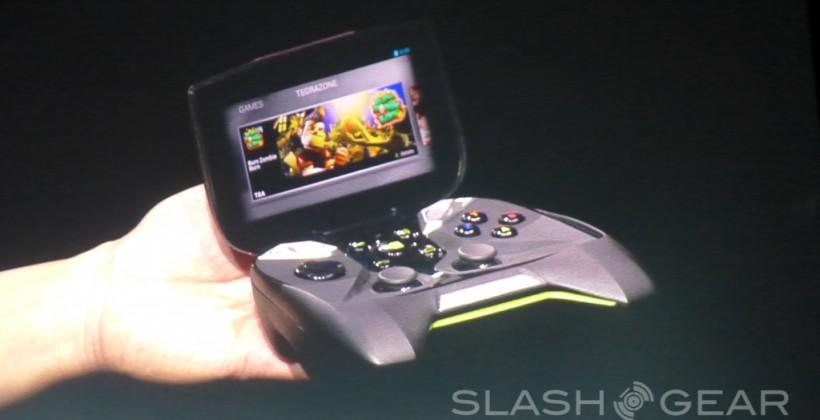 NVIDIA Project SHIELD revealed as Tegra 4 personal gaming device