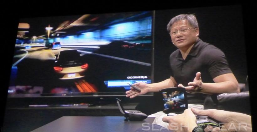 NVIDIA Project SHIELD cloud streaming gaming abilities revealed