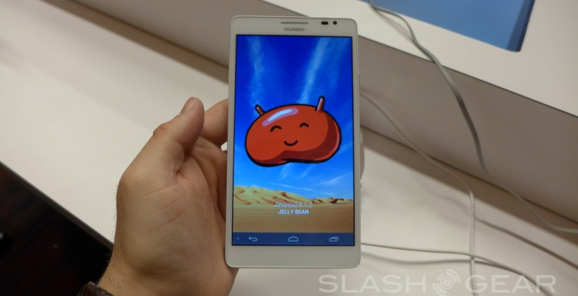 Huawei shocks smartphone market with 3rd place finish in 2012: IDC