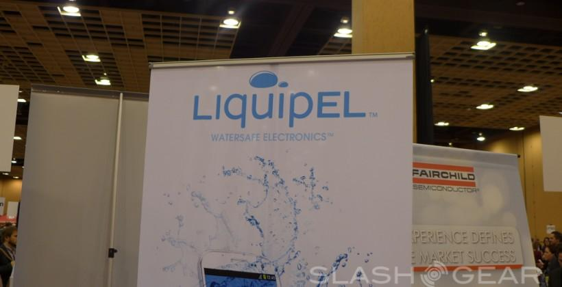 Liquipel 2.0 smartphone water protection coming to a mall near you