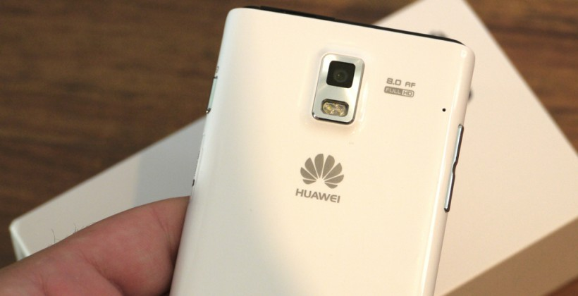 Huawei tips 8-core processor and new P-series phone for MWC 2013