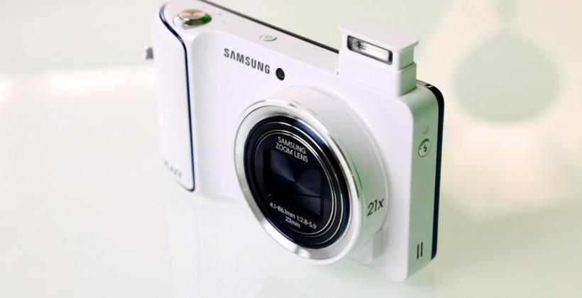 Samsung's Galaxy Camera: Our Secret Star of CES